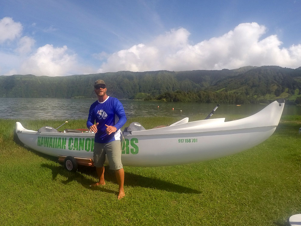 Azores Groupa Hawaiian Canoe Tours