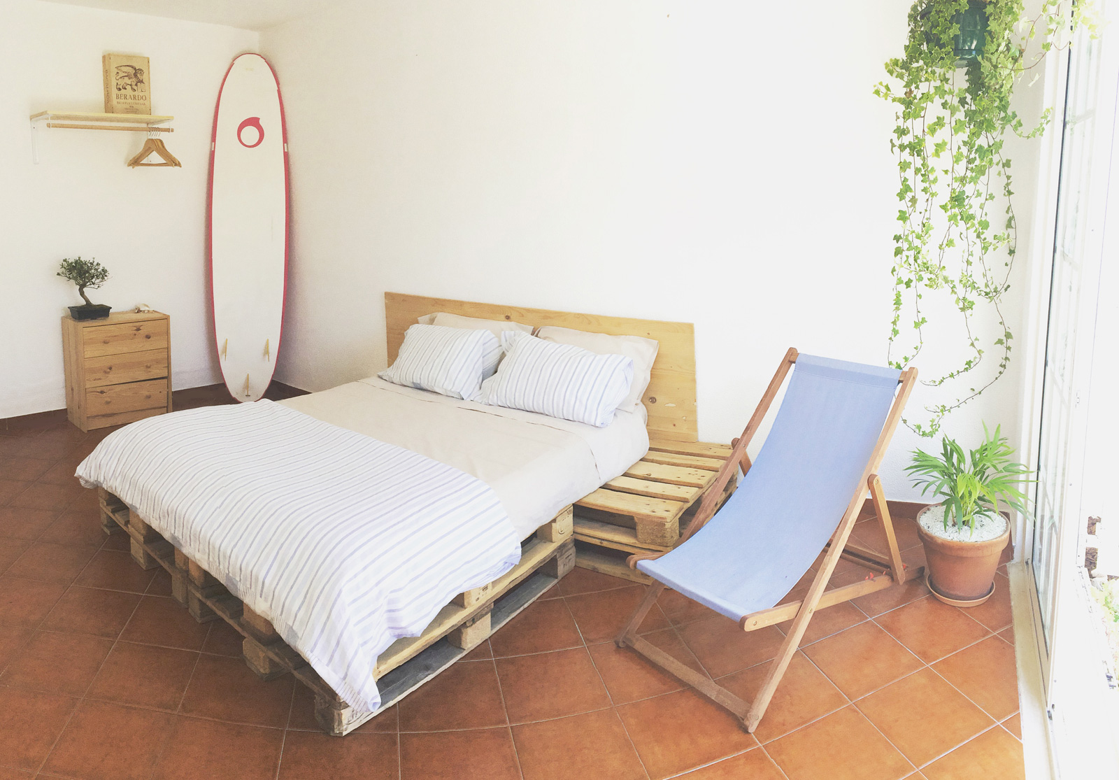 SUP Bed and Breakfast Sesimbra